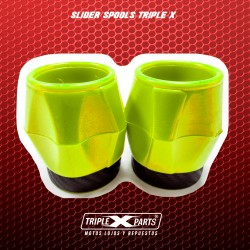 Slider Spools Triple x...